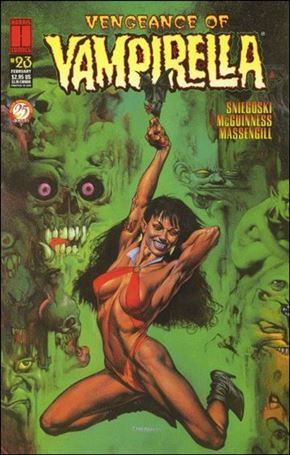 Vengeance of Vampirella 23-A