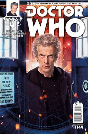 Doctor Who: The Twelfth Doctor Year Two 6-B