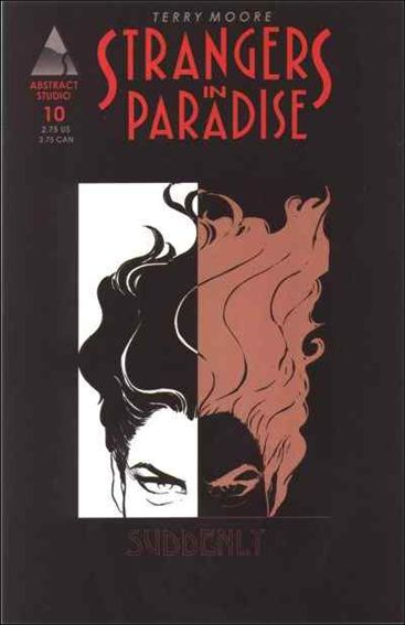 Terry Moore's Strangers in Paradise 10-A by Abstract Studio