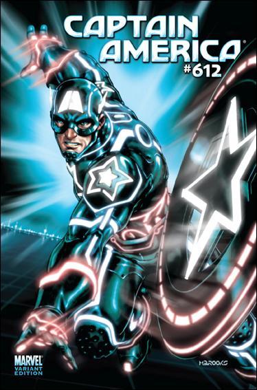 Captain America (1968) 612-B by Marvel