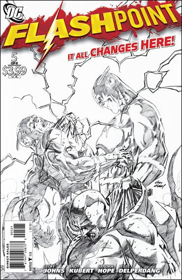 Flashpoint (2011) 5-C by DC