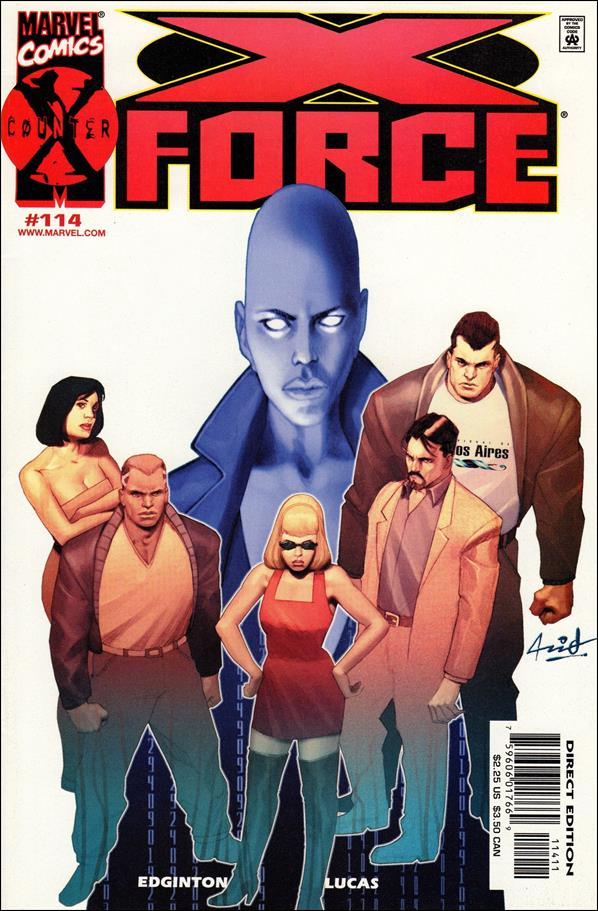X-Force (1991) 114-A by Marvel