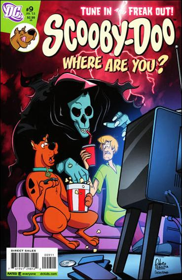 Scooby-Doo, Where Are You? (2010) 9-A by DC