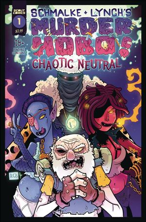 Murder Hobo! Chaotic Neutral 1-A