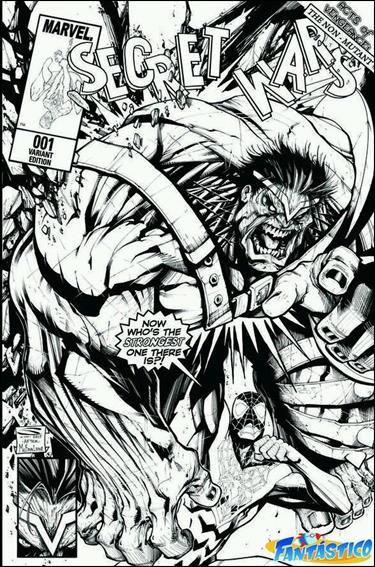 Secret Wars 1-SG by Marvel