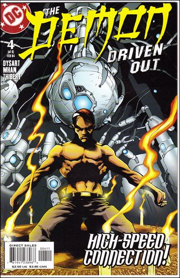 Demon: Driven Out 4-A by DC