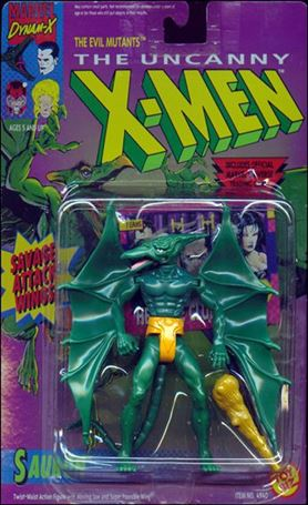 "X-Men 5"" Action Figures Sauron (Yellow Belt)"