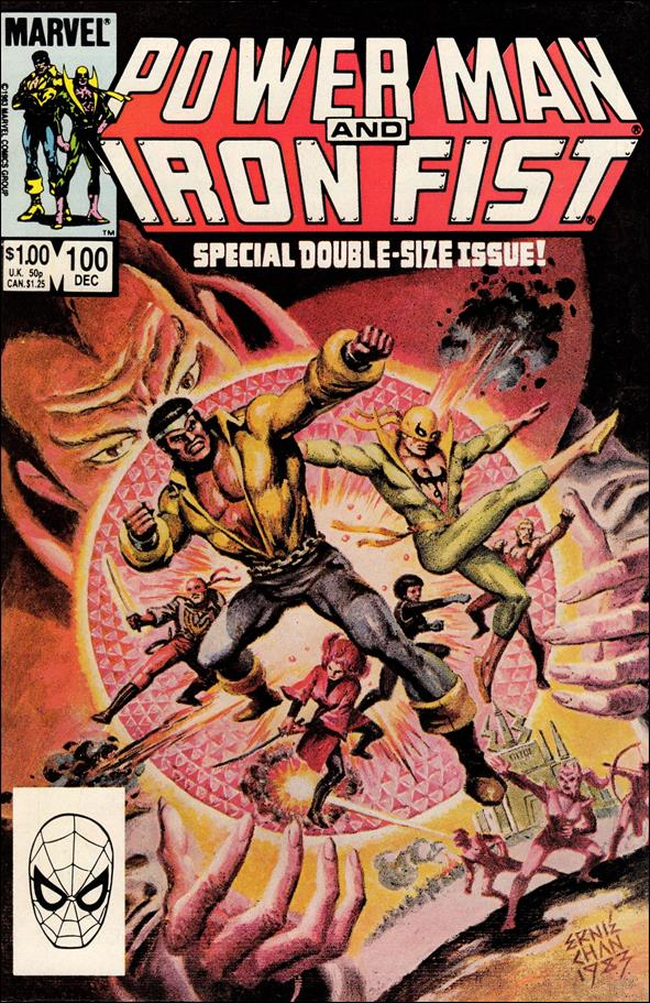 Power Man and Iron Fist (1978) 100-A by Marvel