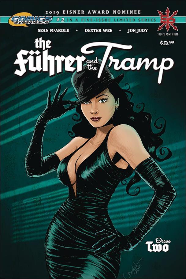 Fuhrer and the Tramp 2-A by Comics Experience