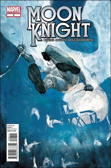 Moon Knight (2011) 8-A by Marvel
