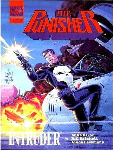 Punisher: Intruder nn-A by Marvel