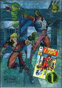 Valiant Era: Series 2 (First Appearance Subset) FA18-A by Upper Deck