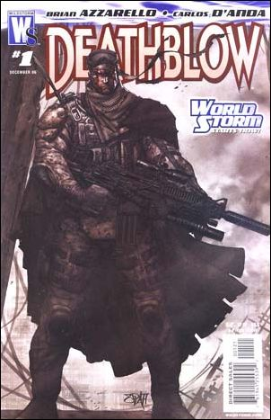 Deathblow (2006) 1-B by WildStorm