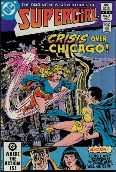 Supergirl (1983) 2-Z-INVALID by DC
