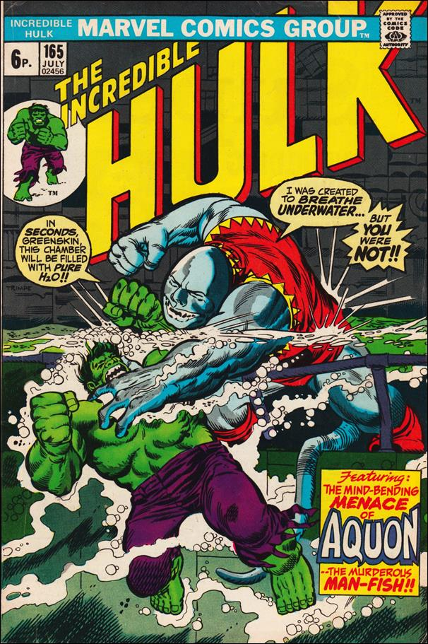 Incredible Hulk (1968) 165-B by Marvel