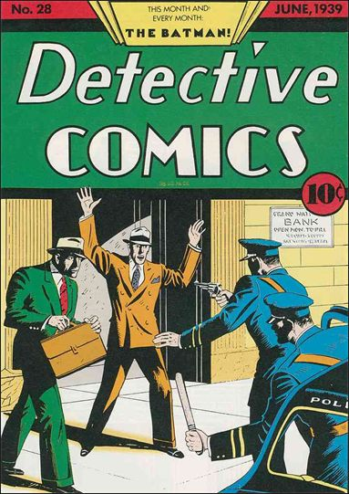 Detective Comics (1937) 28-A by DC