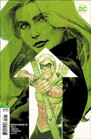 Green Arrow (2016) 50-B