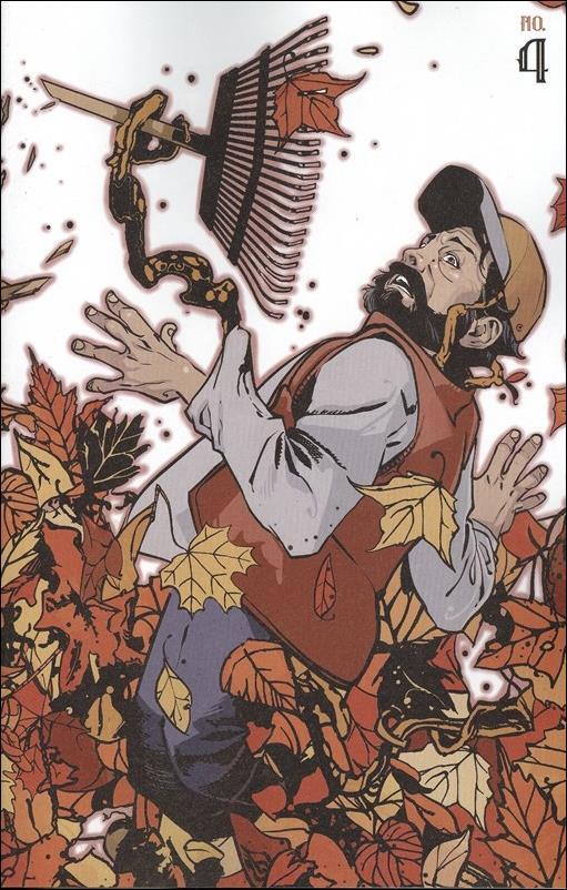Autumnal 4-B by Vault Comics