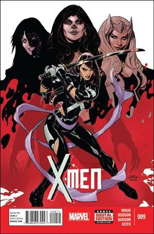X-Men (2013) 9-A