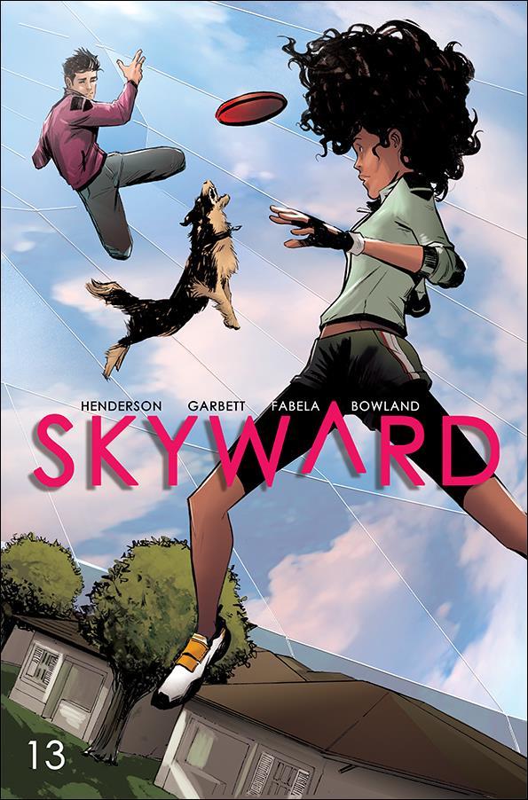 Skyward (2018) 13-A by Image
