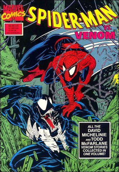 Spider-Man vs. Venom 1-A by Marvel