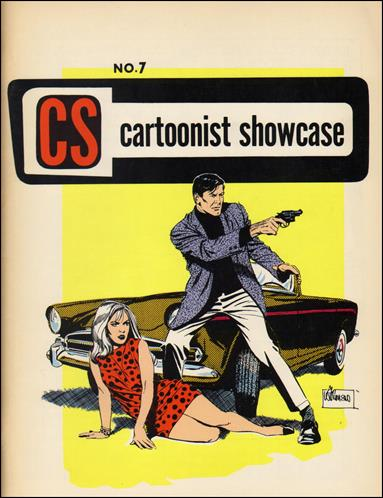 CS-Cartoonist Showcase 7-A by Edwin Aprill