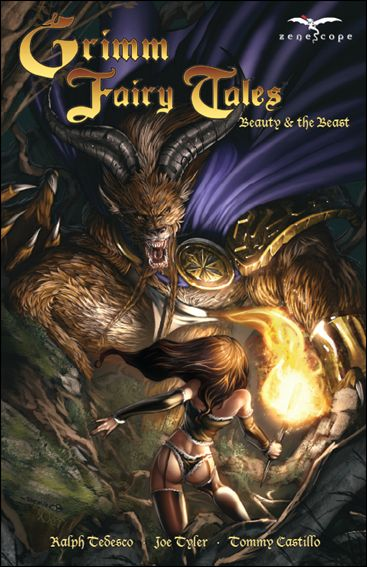 Grimm Fairy Tales: Beauty and the Beast nn-A by Zenescope Entertainment