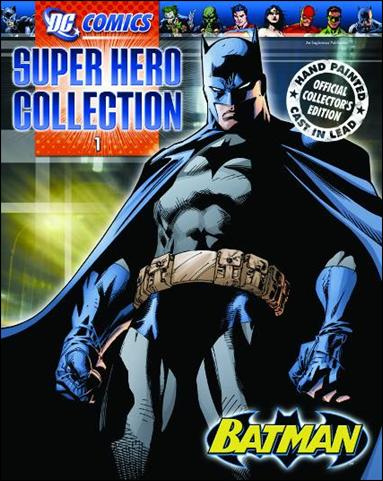 DC Comics Super Hero Collection (UK) 1-A by Eaglemoss Publications