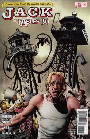 Jack of Fables 30-A