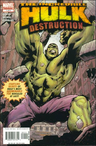 Hulk: Destruction 1-A by Marvel