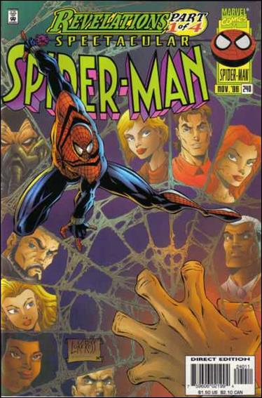 Spectacular Spider-Man (1976) 240-A by Marvel