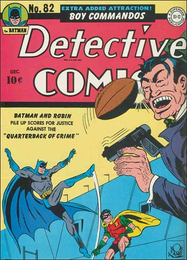 Detective Comics (1937) 82-A by DC