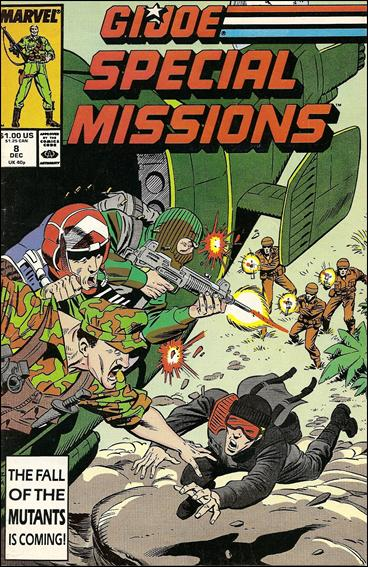 G.I. Joe: Special Missions (1986) 8-A by Marvel