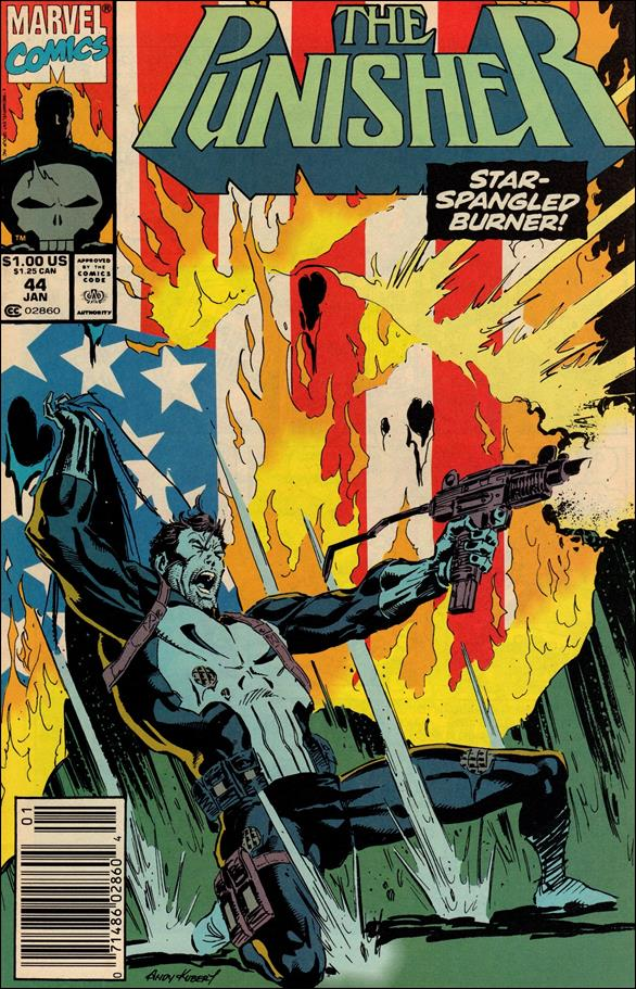 Punisher (1987) 44-A by Marvel