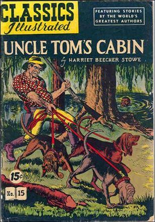 Classic Comics/Classics Illustrated 15-I