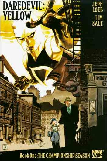 Daredevil: Yellow 1-A by Marvel