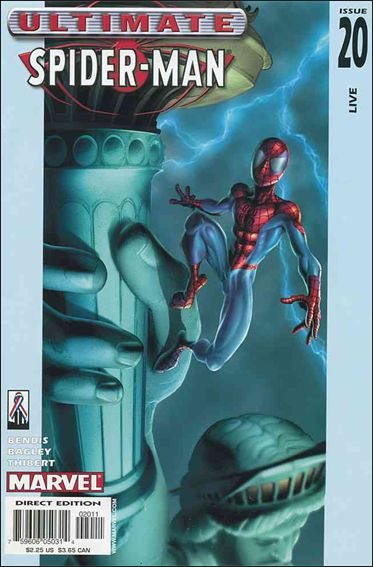 Ultimate Spider-Man (2000) 20-A by Marvel