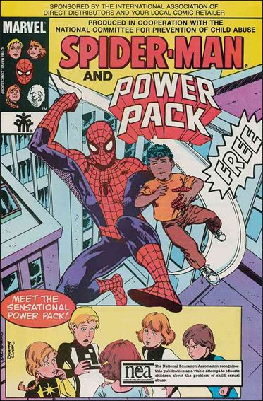 Spider-Man, Power Pack 1-A by Marvel