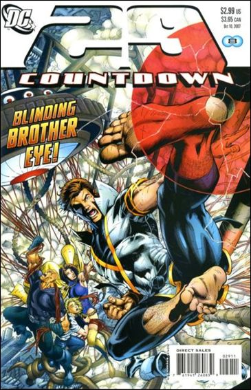 Countdown (2007) 29-A by DC