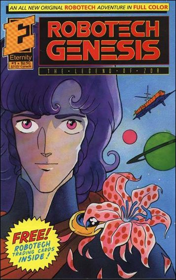 Robotech Genesis 1-A by Eternity