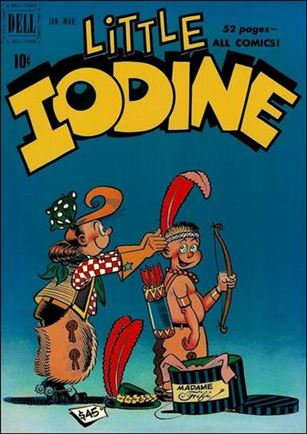 Little Iodine 4-A