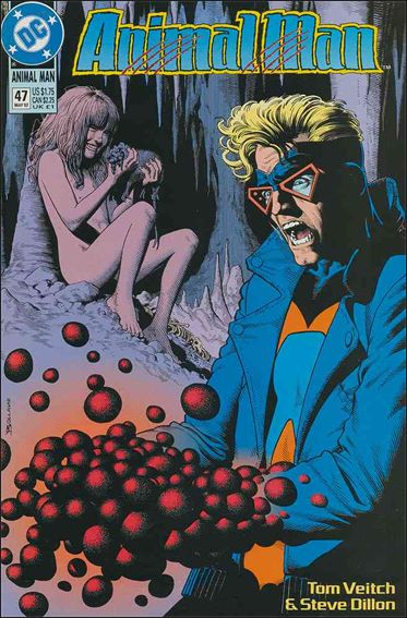 Animal Man (1988) 47-A by Vertigo