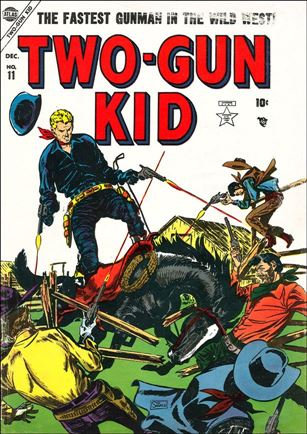 Two-Gun Kid 11-A