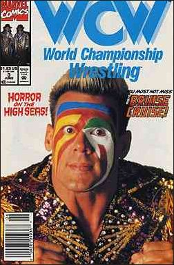 WCW: World Championship Wrestling 3-A by Marvel