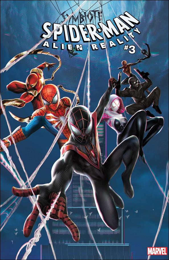 Symbiote Spider-Man: Alien Reality 3-E by Marvel