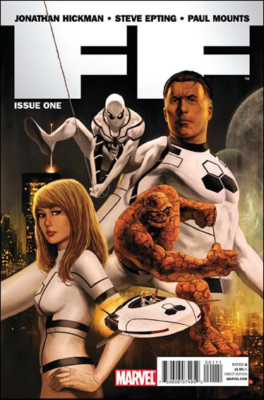 FF (2011) 1-A by Marvel