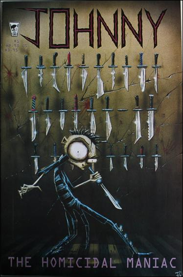 Johnny the Homicidal Maniac  1-X by Slave Labor Graphics (SLG) Publishing