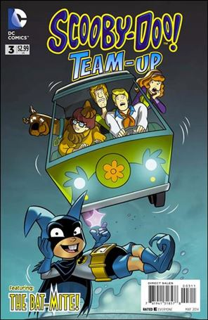 Scooby-Doo Team-Up 3-A