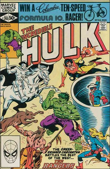 Incredible Hulk (1968) 265-A by Marvel