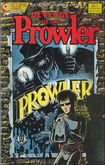 Revenge of the Prowler 1-A by Eclipse